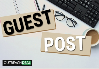 High quality sites for guest posting
