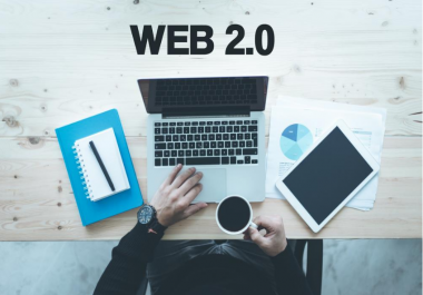 100+ Web 2.0 Back-link Shared accounts with full detail