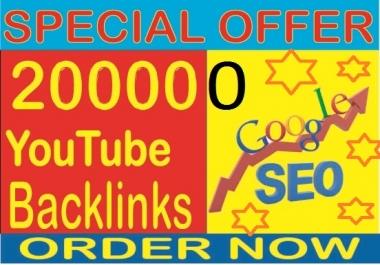 SEO service- Do 200,00 GSA SER SEO Backlinks Boost your Google rank