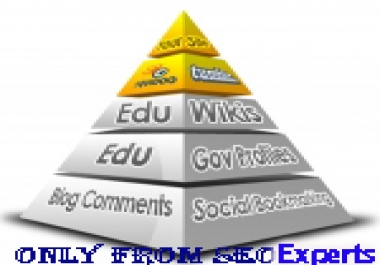 Create Hummingbird safe 4 Tier Link Pyramid using PR9 Web2 blogs- Skyrocket your Google Rankings