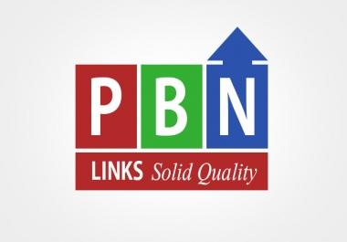 50 Homepage Pbn Backlinks High PBN +5,000 Tier2 High Quality Backlinks