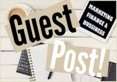 I Can Publish 10 Articles On DA 60+ Guest Posts