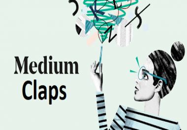 Provide you 1000 Medium Claps for your article post
