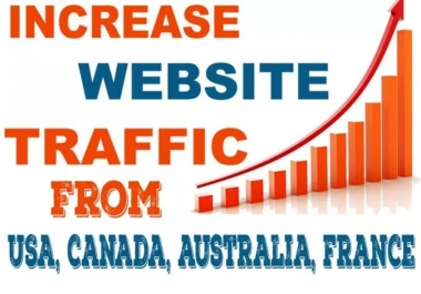 2000 Australia TARGETED Human traffic to your Website