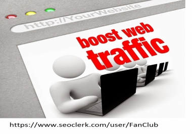 40,000+ Website Traffic Real Human Service For Your Website or Blog