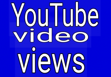 Real YouTube promotion pack vai world wide user and 24 hours in order delivery only