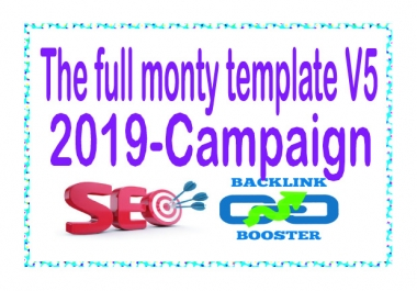 Get The full monty Campaign  - The full monty template  V7 - 2019 - Campaign To Rank Google