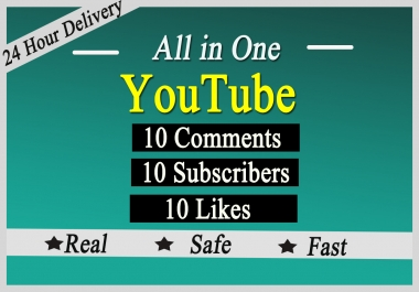 Fast 24 Hours Delivery Organic Youtube Promotion All In One
