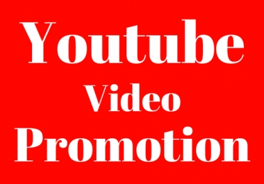 Real Instant start  YouTube Video Promotion Via Adwords marketing