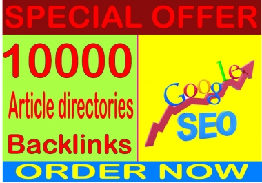 SEO Cmpaigns 2019- Rank On Google with 10000 Wiki article contextual  Backlinks