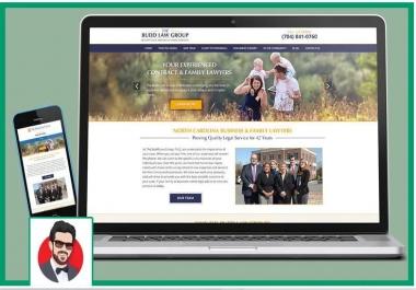 Create A Wordpress Website Or Wordpress Design or Development
