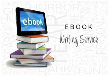 Make a ebook for you