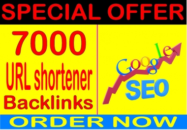 Provide PR3-PR7 7000 URL shortener backlinks