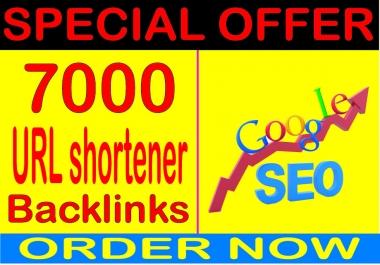 Provide PR3-PR7 7000 URL shortener backlinks