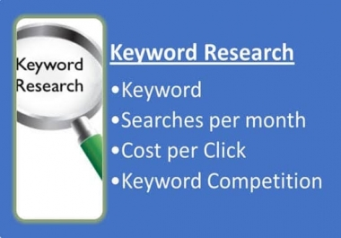 25 best high quality  seo keyword research