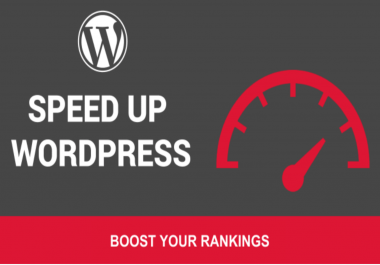 Speed up wordpress site- a must buy SEO service