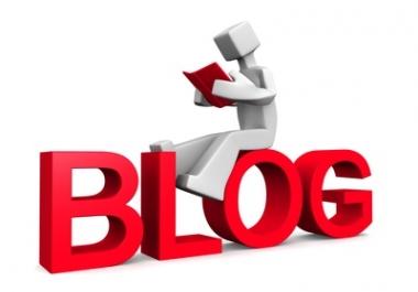 I Provide 80 Backlinks Blog Comments High PA DA Sites