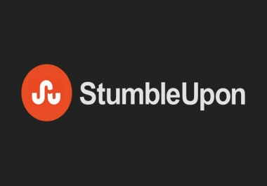 give you 50 stumbleupon real activd followers only 5 hours without admin access