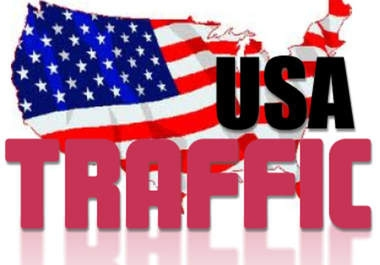 will send 30000 Unique USA Traffic human visitors to your website
