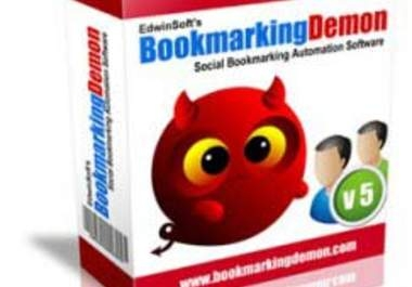 Give you social bookmarking 800 sites