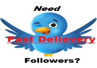 Get You 2000 Twitter Followers