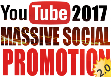 promote YouTube video Social DOMINATION Method To Help Increase Views And Likes