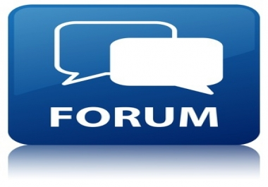 add your link to my signature on 5 high PR webmaster forums