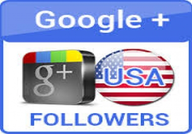 I will provide you Real and active 150+ Google plus followers