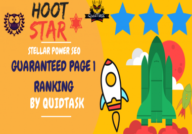 Owl Star - 100 Services In 1 - 100,000+ Links - Video, Testimonial, Backlinks, Signals, Web 2.0, Tier 2 Links, Traffic, Promotional Resources Design & more
