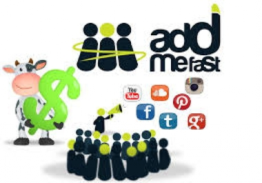 I WILL GIVE YOU 10000 ADDMEFAST POINTS IN YOUR ACCOUNT WITHIN 24 HOURS