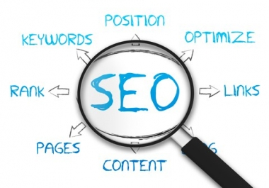 Manually Create Live 25 SEO backlinks to your site for 5
