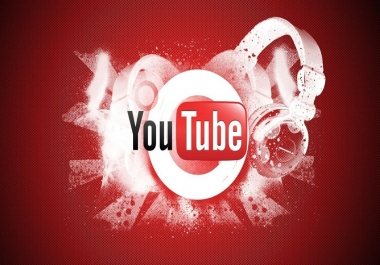 I want YouTube views
