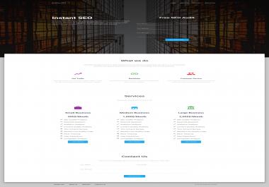 Marketing In Exchange of Web Design skills