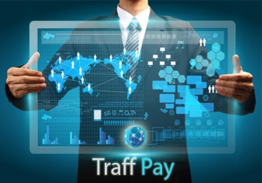 We want trade Traffic from our network websites.