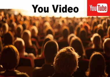 Get 1000 VIEWS from YouTube advertising for