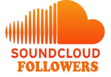 I want Real 2250+ Active SoundCloud Followers