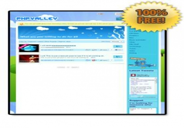 Template PHPValley Micro Jobs Site Script