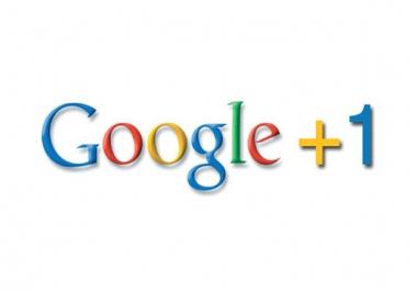 Need 300+ Google Plus votes