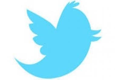 I want 25k twitter followers