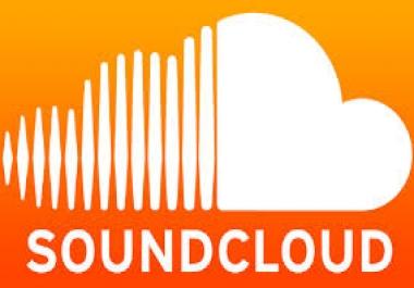 I want Real 2200+ Active SoundCloud Followers