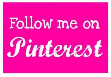 PINTEREST FOLLOW, LIKE, REPIN
