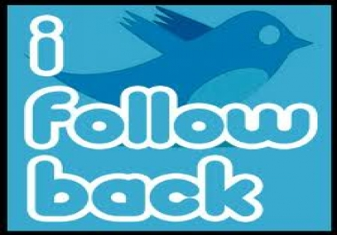 I want 4,000 twitter followers