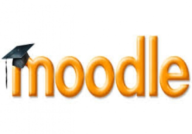 site,  moodle,  amember and paypal integration