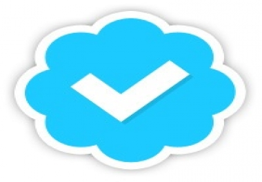Verify my twitter account