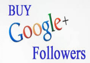 I NEED 500 GPLus follower within 12 hours