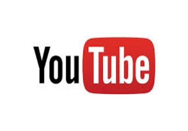 I need 50000 Genuine Youtube Views
