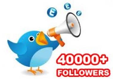 i want to buy 40k twitter followers no drop