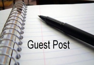 I want guest posts from different IP