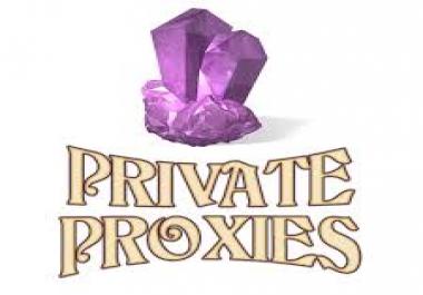 Private Proxy Website