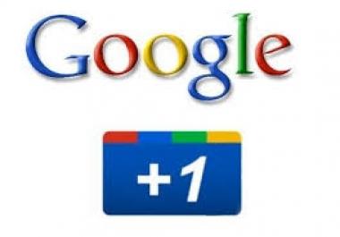 i need 2500 google plus